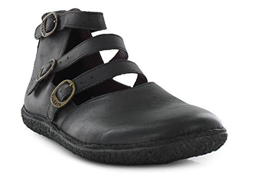 Kickers Honorine, Chaussures hautes femme Noir c