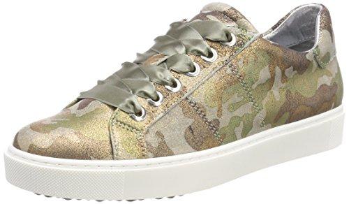 Maripe Damen 26560 Sneaker, Mehrfarbig (Burma Military 1055 Fog), 40 EU