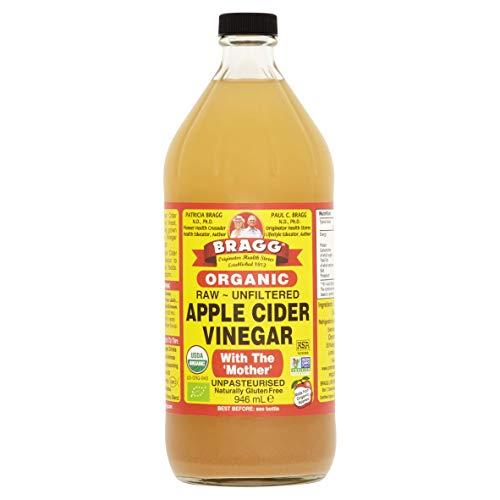 Braggs Organic Apple Cider Vinegar, 946ml