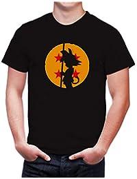 Son Goku Dragon Ball - Camiseta Manga Corta