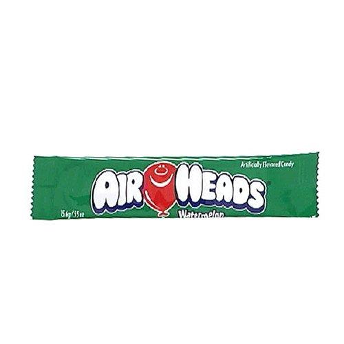 Airheads - Bonbon Airheads à la pastèque (x2): «Airheads watermelon taffy candy»