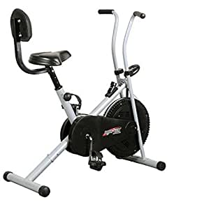 Healthex Gym Cycle 1001 with Back Support || for Home Use