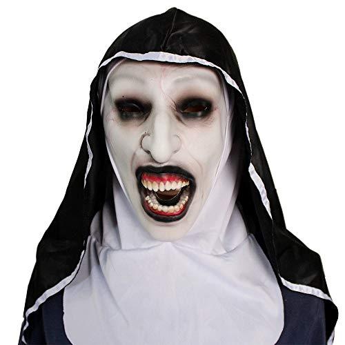 JYPCBHB Halloween Horror Maske der Jungfrau Maria