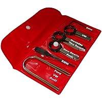 AERZETIX: Kit de llaves extraccion para desmontar de autoradio para coche vehiculos