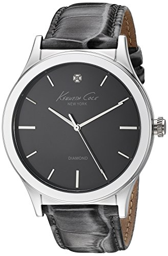 kenneth-cole-new-york-da-uomo-10025947-vero-diamante-orologio-analogico-display-giapponese-quarzo-gr