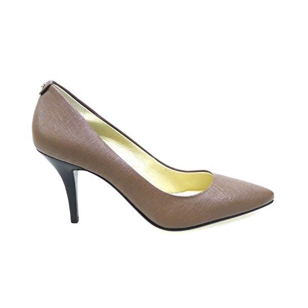 Michael Kors – Zapatos de Vestir de Piel para Mujer Gris Gris 35 36 36.5 38
