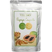 Vitasnack, Papaya deshidratada - 10 de 24 gr. (Total 240 gr.)