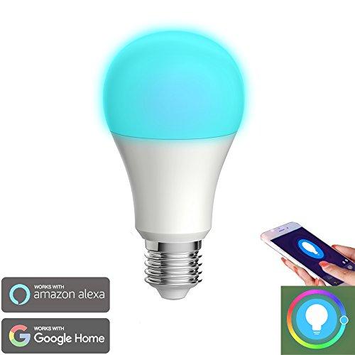 Ampoule Intelligente – Amazon Alexa, écho, Google Home