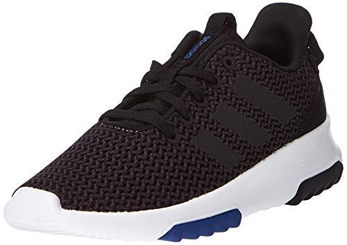 Adidas Unisex-Kinder CF Racer TR K Fitnessschuhe, Schwarz (Utility Black / Core Black / Ftwr White), 34 EU