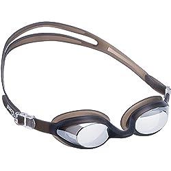 Cressi Goggles Gafas, Unisex Adulto, Negro, Talla Única
