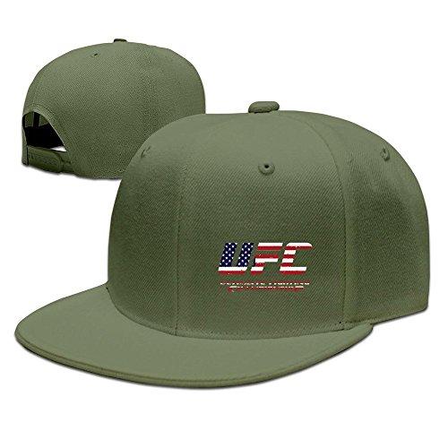 maneg-campeonato-ufc-mma-unisex-fashion-cool-ajustable-snapback-gorra-de-beisbol-sombrero-un-tamano