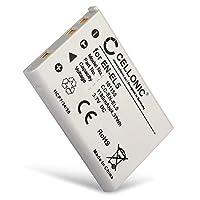 CELLONIC® Batería premium compatible con Nikon Coolpix P90, P80, CoolPix...