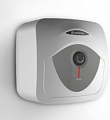Ariston Thermo 3100334calentador Andris RS 15/3ERP eléctrico encimera fregadero, blanco