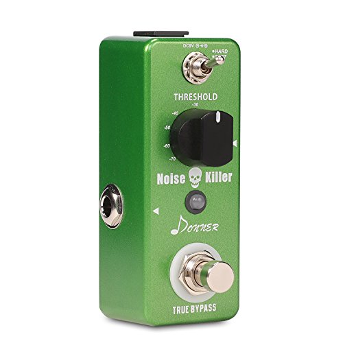 Donner Noise Killer Gitarre Noise Gate Suppressor Effektpedal