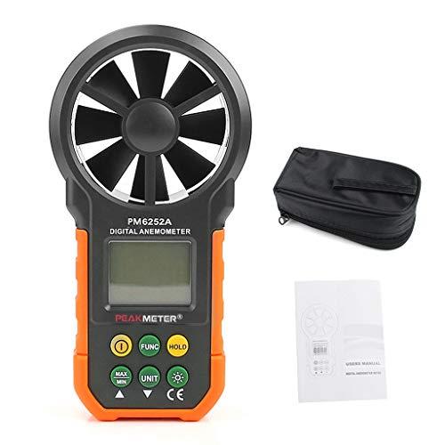 Werkzeuge Geschwindigkeit Messgeräte Mini Lcd Digital-anemometer Wind Geschwindigkeit Luft Geschwindigkeit Temperatur Messung Mit Hintergrundbeleuchtung Herausragende Eigenschaften