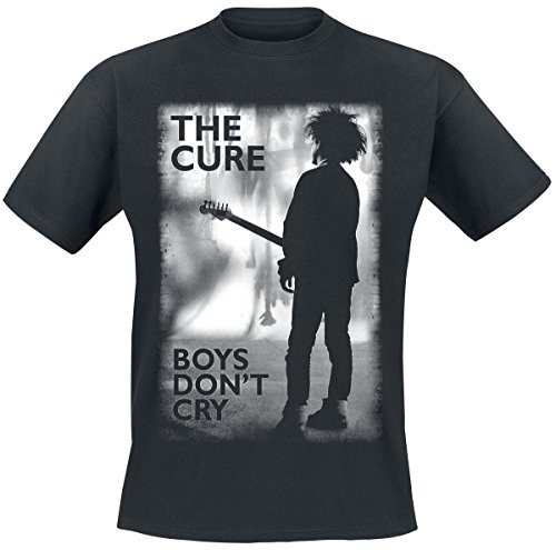 The Cure Boys Don't Cry T-Shirt nero L