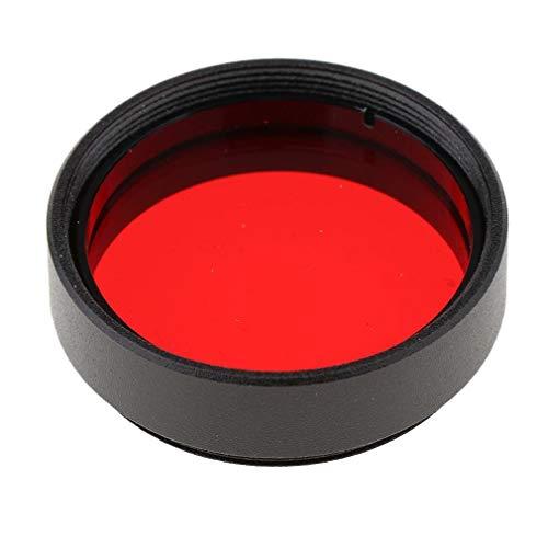 MMMYANG Astronomische 1,25 Zoll Red Moon Nachtsichtteleskop Sonnenbrille