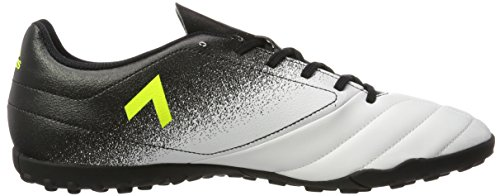 adidas Herren Ace 17.4 TF Fußballschuhe Mehrfarbig (Ftwr White/solar Yellow/core Black)