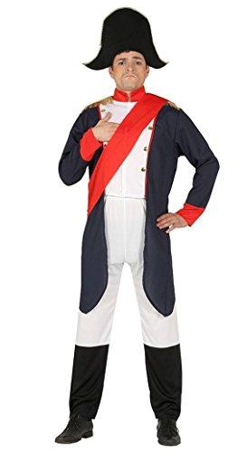 KOSTÜM - NAPOLEON - Größe 48-50 - Halloween Französische Revolution