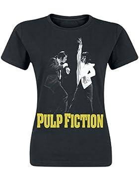 T-shirt Pulp Fiction - Mia & V