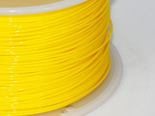 Bobina de filamento ABS 3mm Amarillo 1Kg (Abs Filamento)