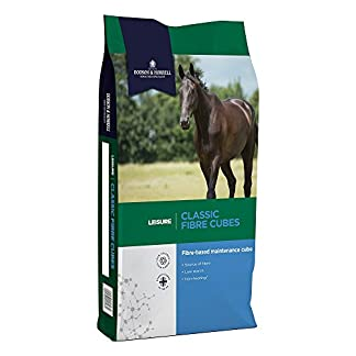 Dodson & Horrell High Fibre Nuts Horse Feed, 20 kg 12