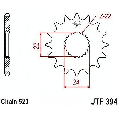 jtSprockets Pignone Aprilia MX 125 Supermoto 14 denti 520 JTF394.14