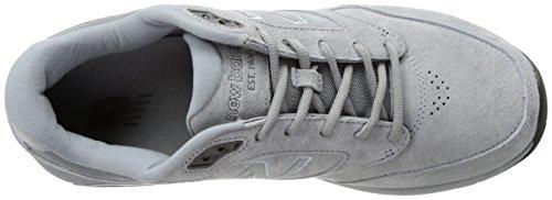 New Balance , Herren Sneaker Grau/Weiß