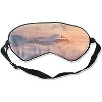 Alps Switzerland Schlafmaske mit verstellbarem Riemen für Damen und Herren preisvergleich bei billige-tabletten.eu
