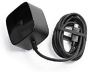TOP QUALITY Charger 2. 8A for Motorola Moto X Play, G Turbo, G3, G2, X Force, DROID Maxx and More Smart- Phones (Black)