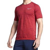 Nike Men's M Nk Df Knit Short Sleeve Top