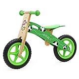 ABYYLH Laufrad Balance Bike 2-6 Jahre Lernlaufrad Roller Kinder Fahrrad Jungen Und Mädchen Lauflernhilfe Holz