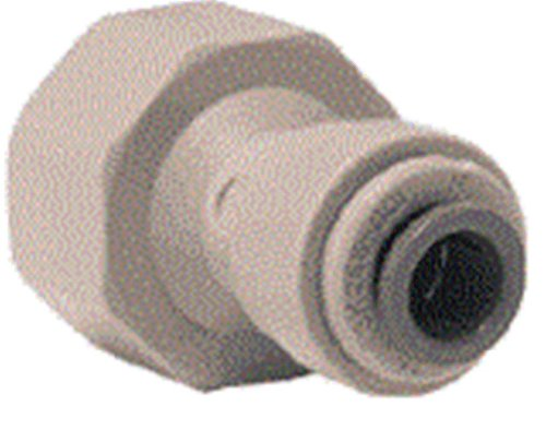 John Guest 1/5,1 cm (15 mm) BSP x 3/20,3 cm Push Fit Wasserhahn Adapter (John Guest Fittings)