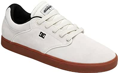 Dc - Mens Mikey Taylor S Cupsole Shoe, UK: 10.5 UK, White/Gum