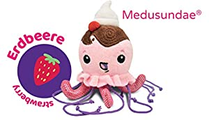 My Sugar Friends 18000-3 - Animales de Peluche, Color Rosa