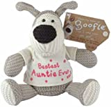 """Boofle Small 4.5"""" Auntie T Shirt Bear"""