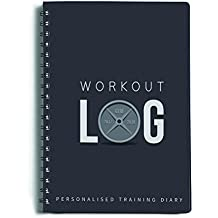 Workout Log - Training and Gym Diary - Track Your Workouts and Progress in Full Detail