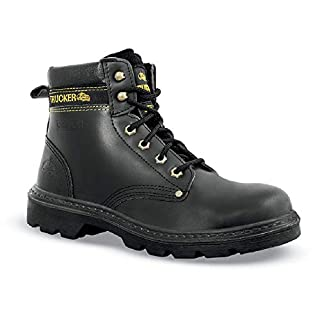 Aimont Trucker UK, Steel Toe-Cap Safety Boot (10.5 UK)