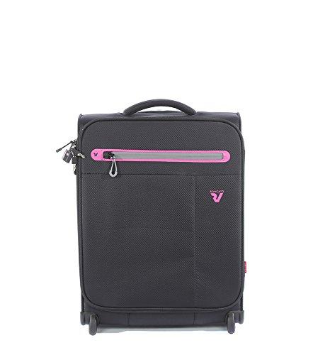 Roncato Trolley Laptop Rollkoffer, 33 liters, Violett (Fucsia) Violett (Fucsia)