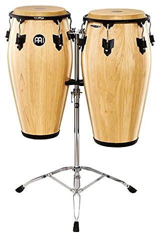 Meinl Percussion MCC-SET-NT Marathon Classic Wood Conga-Set