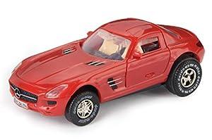 Simm 50374 - Darda Mercedes SLS con Puertas de batientes (9 cm)