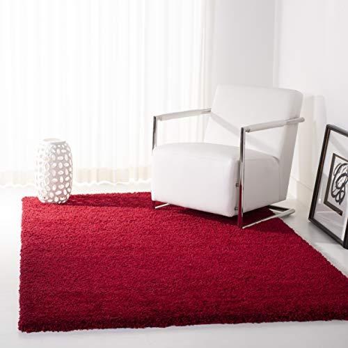 Safavieh Crosby gewebter Teppich, SG151-4040, Rot, 160 X 228  cm
