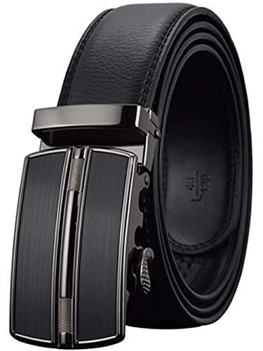 aoliaoyudonggha Men's Belts Luxury Automatic Buckle Genune Leather Strap Belt Designers Brand -