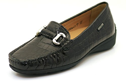 Marrone Mocassini Mephisto Scuro Pantofole Natala Femme wCCYqrI5x