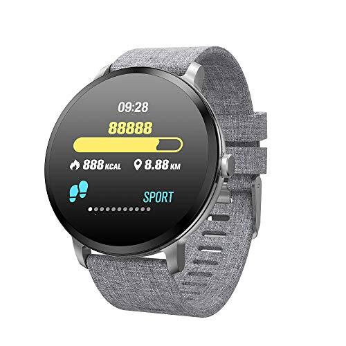 Herrenuhren Männer Frauen Smart Uhren Sport Fitness Uhr Farbe-bildschirm Wasserdichte Blutdruck Monitor Herzfrequenz Überwachung Für Ios Android HöChste Bequemlichkeit