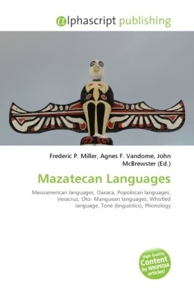 Mazatecan Languages