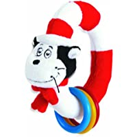 Manhattan Toy The Cat In The Hat Ring Rattle