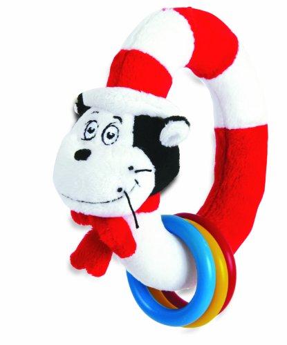 Manhattan Toy 144130 Dr. Seuss - Cat in The Hat Greif und (Seuss Dr Hüte)