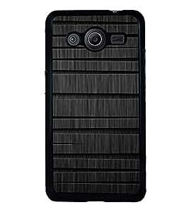 PrintVisa Designer Back Case Cover for Samsung Galaxy Core I8260 :: Samsung Galaxy Core Duos I8262 (Monochrome image)
