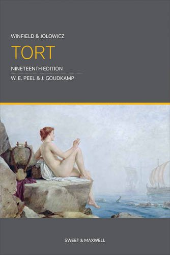 winfield-and-jolowicz-on-tort-classics